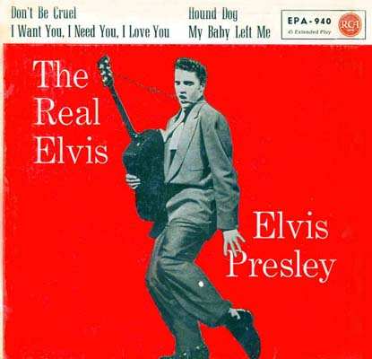 Elvis Presley Elvis The Hillbilly Cat Historic Performances From 1954-1956
