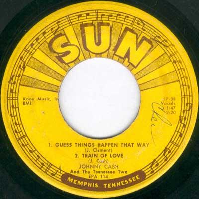 SUN Records, Memphis Tennessee