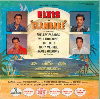 First pressings of US Elvis Presley LPs